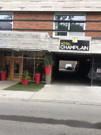 Le Champlain Hotel: photo1.jpg