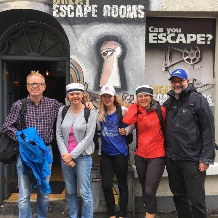 Great Escape Rooms