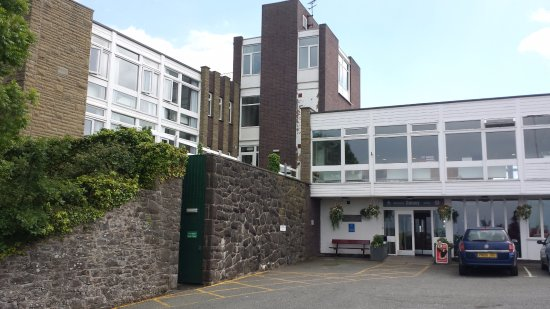 YHA Conwy Picture