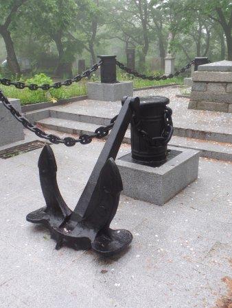 Morskoye Cemetery