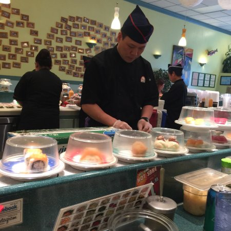 Photo of Japanese Restaurant Sushi Town at 18033 Nw Evergreen Pkwy M, Beaverton, OR 97006, United States