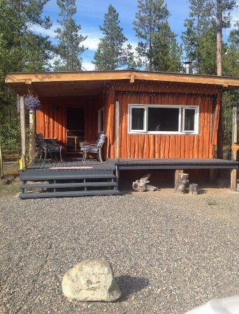 Triple B Bed n Breakfast : The 2 bedroom cabin