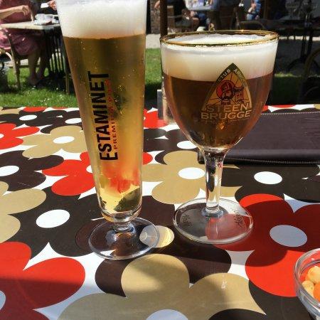 Oudenaarde, Belgique : Great choice of beers