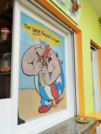 Obelix : comptoir