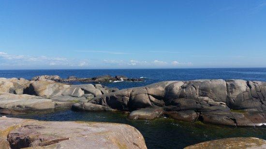 Rosala, Finlande : Cliffs
