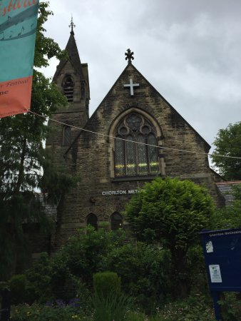 ‪Chorlton Methodist Church‬