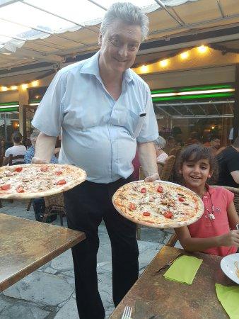 A very nice Italian restaurant