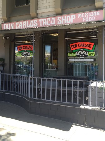 Don Carlos Taco Shop: photo0.jpg