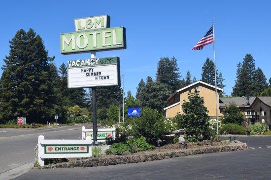 L & M Motel Bild
