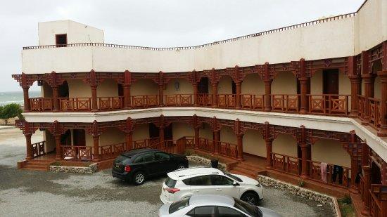 Masirah Island, โอมาน: Masirah hotel