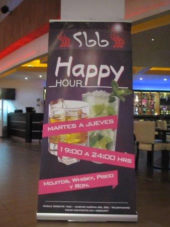 Talcahuano, Chile: Happy hour