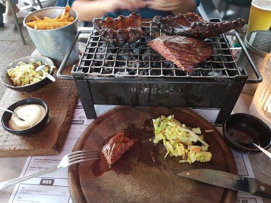 vlees en co arnhem menu