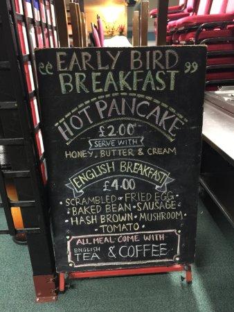 Eccles, UK: Nur Muhammad Community Cafe