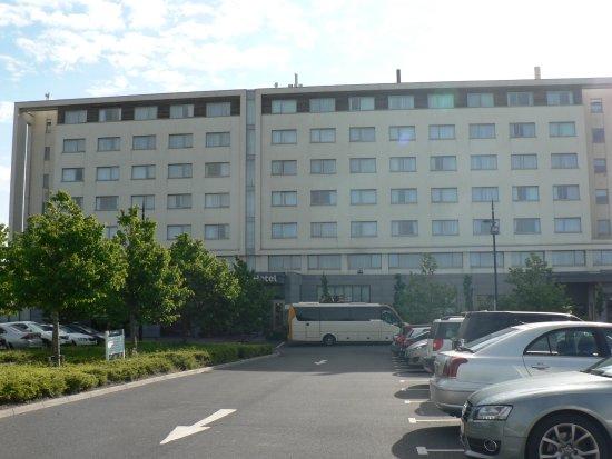 Gormanston, Ιρλανδία: Eingangsseite des Hotels