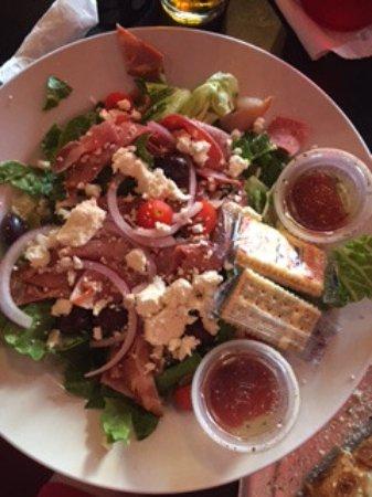 ดักลาสวิลล์, จอร์เจีย: Mediterranean Salad