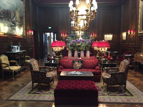 Hotel Sacher Wien: Hotel Sacher
