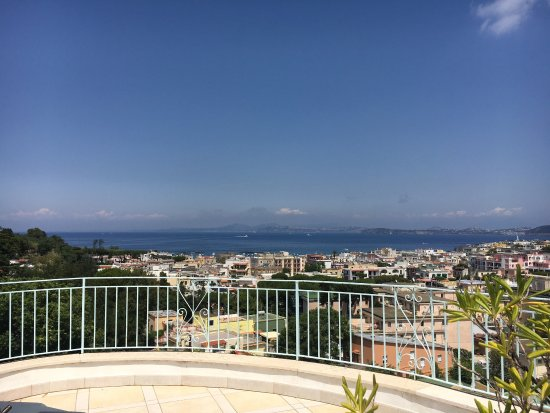 Posidonia Residence: Views from the Roof terrace!