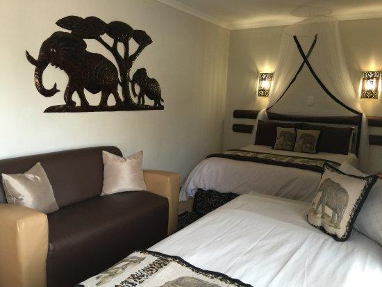 Kempton Park, Zuid-Afrika: Family room