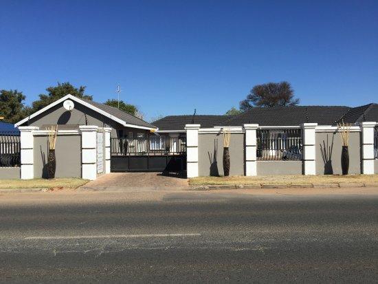 Kempton Park, Zuid-Afrika: Street view