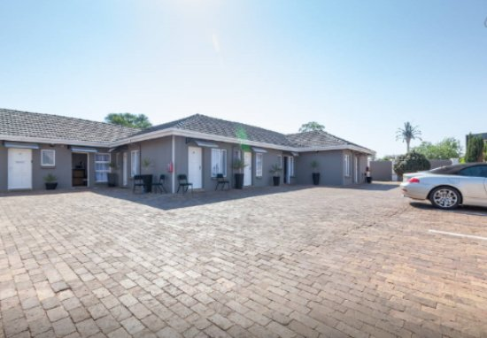 Kempton Park, Zuid-Afrika: Parking
