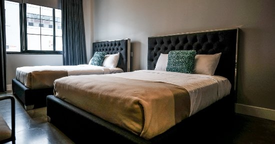 The Paper Factory Hotel : Superior Double Bed