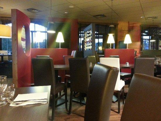 Ussac, ฝรั่งเศส: Boeuf Et Maree Restaurant Grill