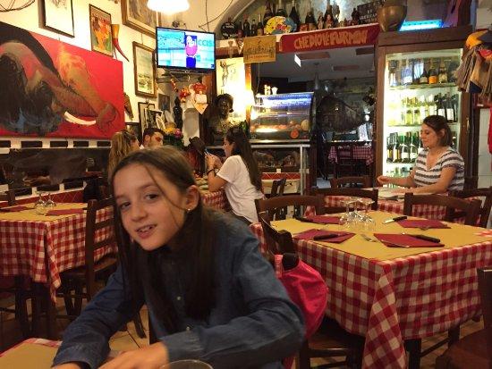 Perfetto picture of la vecchia roma rome tripadvisor for La vecchia roma ristorante roma