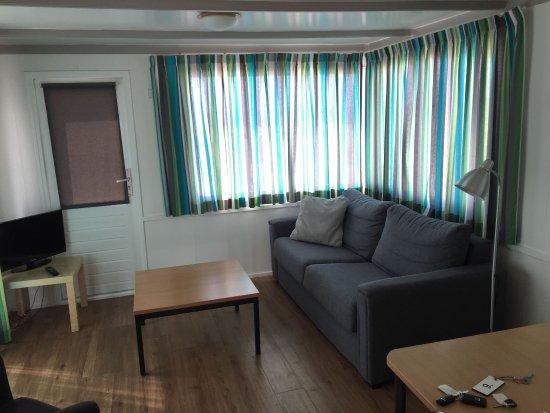 Beach Bungalow Living Room Picture Of Willy Noord Strandpaviljoen