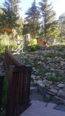 Rustic River Cabins: #4 delectable mountains