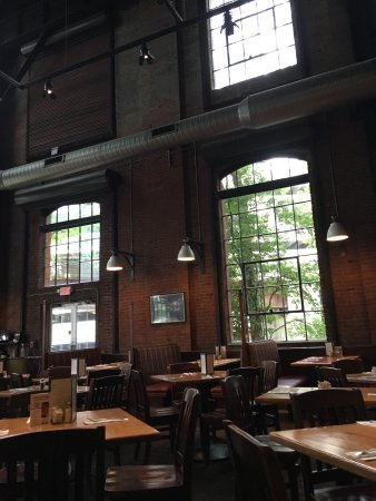 Albany Pump Station CH Evans Brewing Co. : Inside
