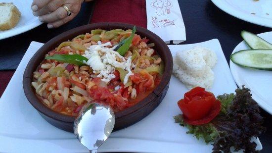 Wallabies Aquaduct Restaurant: Prawns - yum!