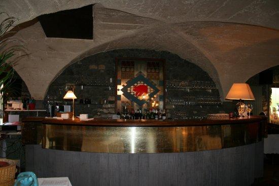 le bar et l acceuil