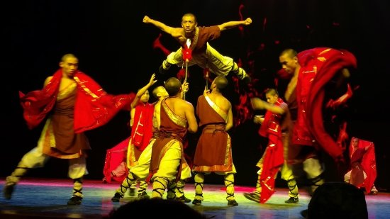 Legend Of Kung Fu: Acrobatics
