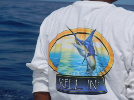 Boca Chica, Panama: Reel In' in the fish with Capt Merf