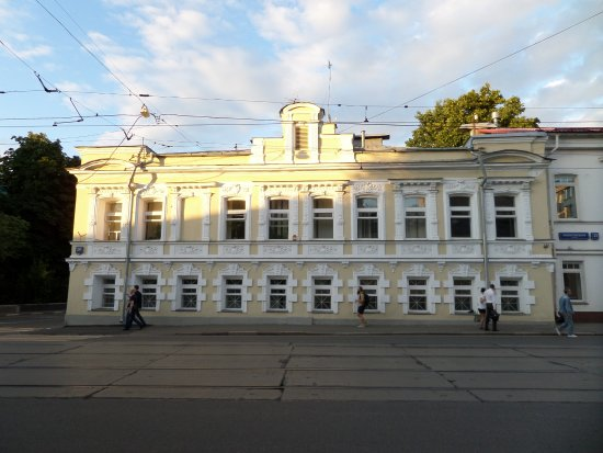 House of Sveshnikova