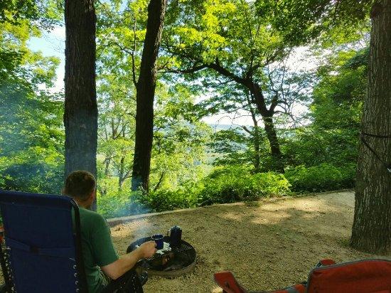 Bagley, WI: Wyalusing State Park