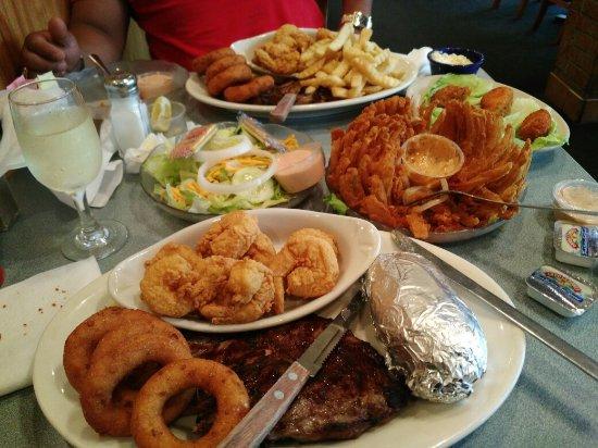 Bay Breeze Seafood Restaurant Sanford Menu Prices