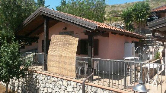 Casa Vacanze Villa Arcangelo: Vista panoramica dal terrazzo  comune