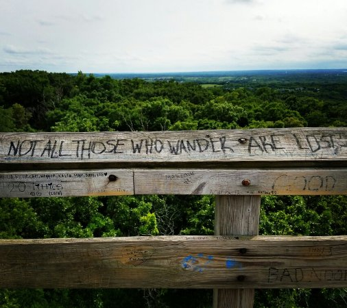 Delafield, WI: Lapham Peak
