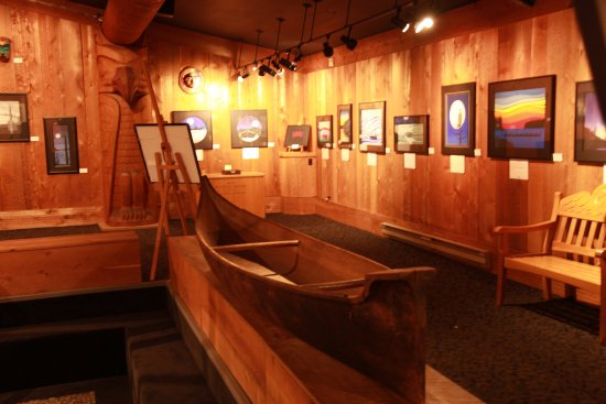 Eagle Aerie Gallery: About 1/4 of the collection