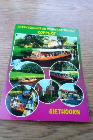 Dwingeloo, Países Bajos: Uitje naar Giethoorn