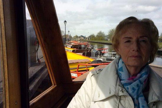 Dwingeloo, Países Bajos: varen door Giethoorn