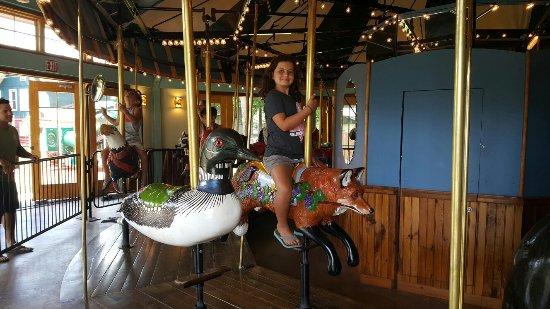 Adirondack Carousel: 20160707_134429_large.jpg