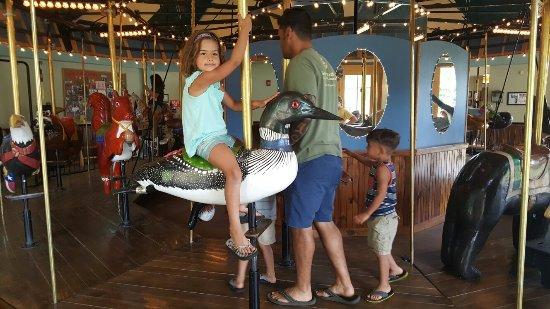 Adirondack Carousel: 20160707_133854_large.jpg