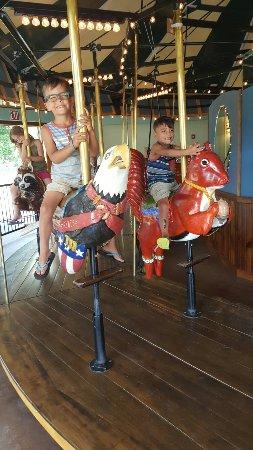 Adirondack Carousel: 20160707_134358_large.jpg