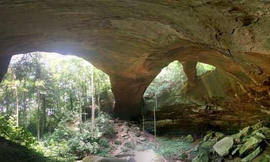 Natural Bridge Park