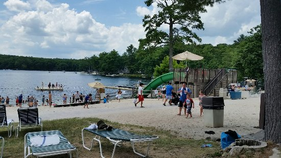 Woodloch Pines Resort: 20160708_133417_large.jpg