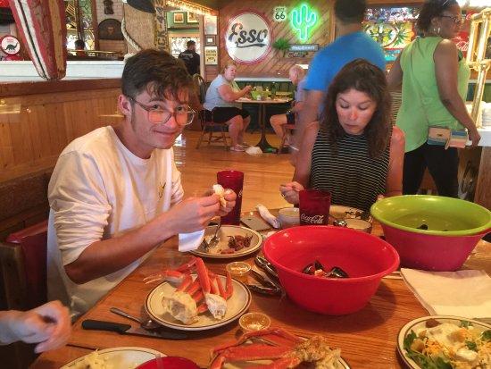 Preston S Family Seafood Restaurant Photo