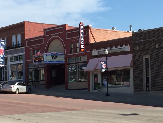 Canadian, TX: Palace Theatre