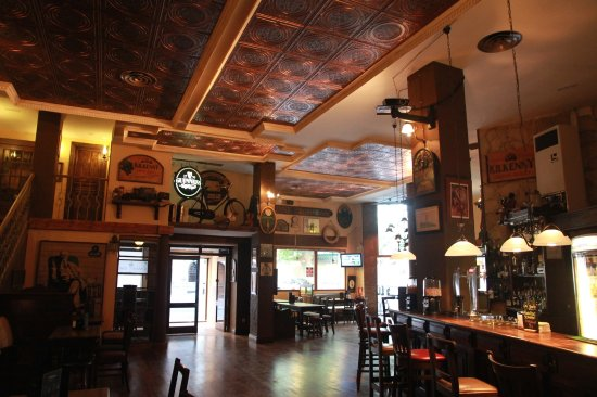 Camden Town Pub - La Malagueta